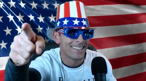Welcome To The Mr Liberty Show!