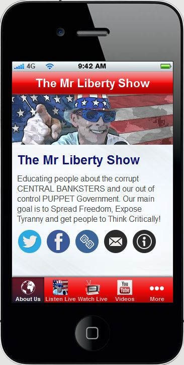 The All New Mr Liberty Show App