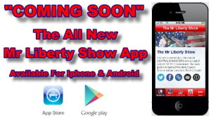 Mr Liberty Show App - Coming Soon